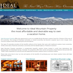 Ideal Mountain Property